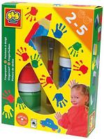 Фото Ses Пальчиковые краски Цветные ладошки (0306S)
