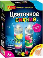 Ranok-Creative Гелевые свечи Цветочное сияние (3068)