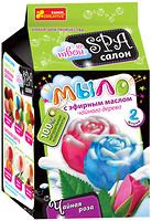 Ranok-Creative Мыло с эфирным маслом Чайная роза (5635)