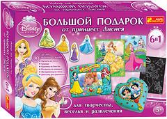 Ranok-Creative Большой подарок Принцессы Диснея 6 в 1 (9001-04)