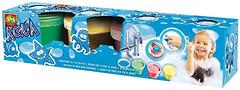 Ses Набор для игры в ванной Гуашь со штампами (13035S)