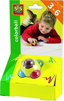 Фото Ses Набор цветных карандашей Чудесный шар (0242S)