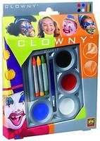 Ses Набор красок и карандашей для грима Аква (9641S)