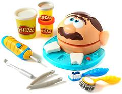 Hasbro Play-Doh Набор для лепки Мистер зубастик (37366)