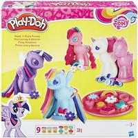 Hasbro Play-Doh Создай любимую пони (B0009)