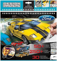 Wooky Альбом для творчества Ford GT (7017)