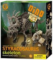 Geoworld Набор Дино-раскопки Скелет Стиракозавра (CL172K)