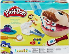 Hasbro PlayDoh Набор пластилина Мистер Зубастик (B5520)