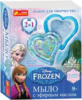 Ranok-Creative Набор для мыловарения Бриллиантовое сердце Frozen (5655)