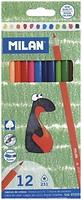 Milan Карандаши цветные (0722312)