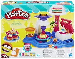 Фото Hasbro Play Doh Сладкая вечеринка (B3399)