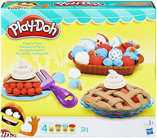 Hasbro Play Doh Ягодные тарталетки (B3398)