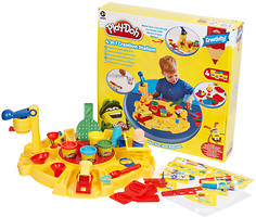 Sambro Игровая станция Play-Doh 4 в 1 Creation Station (PLD-4148)