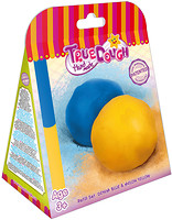TrueDough Набор для лепки Темно-синий и Желтая дыня (20004)