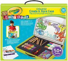 Crayola Набор для творчества в чемоданчике Маленький художник (81-8114)