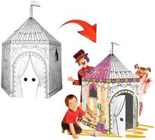Diy Doodle Домик-раскраска Цирк (Z007)
