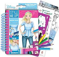 Wooky Блокнот для творчества Мода с Золушкой (02092)