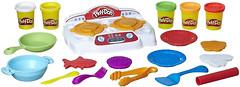 Фото Hasbro Play-Doh Набор для лепки Кухонная плита (B9014)