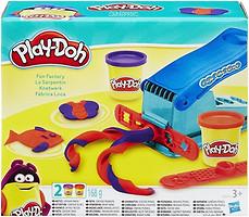 Hasbro Play Doh Набор пластилина Веселая фабрика (B5554)