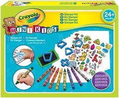 Crayola Набор для творчества со штампами (81-1359)