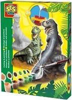 Фото Ses Набор для создания гипсовой фигурки T-Rex (01283S)