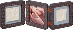 Фото Baby Art Тройная рамка для отпечатков (3601093100)