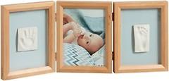 Фото Baby Art Тройная рамка для отпечатков (34120172)