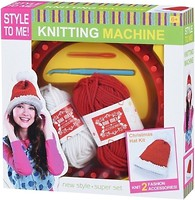 Same Toy Style to me. Knitting machine (553-7Ut)