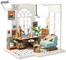 Фото Robotime Diy house Уютный кабинет (DGM01)