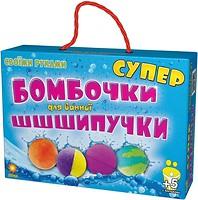 Фото Зірка Супер-бомбочки Шипучки (91254/9789666721696)