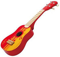 Hape Гитара красная (E0316)