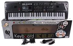 MQ Синтезатор с микрофоном (MQ012FM)