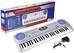 BK Toys Синтезатор с микрофоном (SD5490)