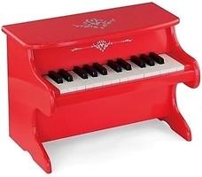 Фото Viga Toys Пианино красное (50947)