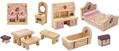 Melissa & Doug Набор мебели для замка принцессы (MD3570)