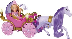 Фото Steffi Love Ева и сказочная карета с конем (5735754)