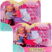 Steffi Love Еви с малышом в коляске (5736241)
