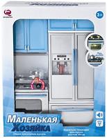 QunFengToys Кукольная кухня Маленькая хозяйка (26212B/R)