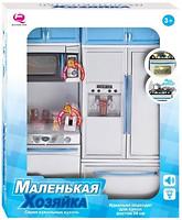 QunFengToys Кукольная кухня Маленькая хозяйка (26215B/R)