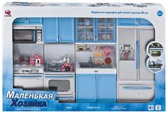 QunFengToys Кукольная кухня Маленькая хозяйка (26211B/R)