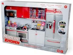 QunFengToys Кукольная кухня Современная кухня (26211)