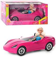 Defa Lucy Кукла в машине (8228)