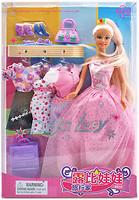 Defa Lucy Кукла с одеждой (8012)