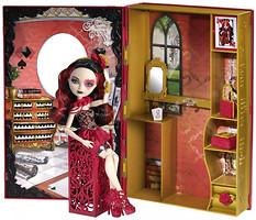 Mattel Книга Лиззи Хартс серия Несдержанная Весна (CDM54)