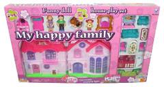 Фото Joy Toy Домик для кукол (8032)