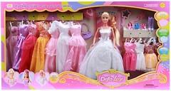 Defa Lucy Кукла с одеждой (8027)