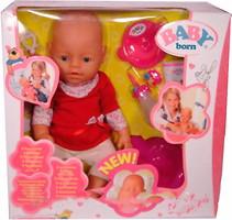 Фото Bambi (Metr+) Кукла-Пупс Baby Born (8001-5)