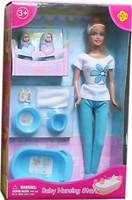 Defa Lucy Кукла с малышами (8213)
