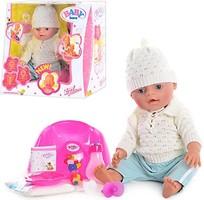 Фото Bambi (Metr+) Кукла-Пупс Baby Born (8001-E)