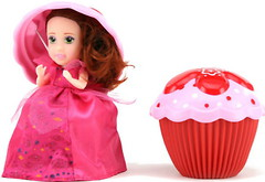 Cupcake Surprise Клубника серии Ароматные капкейки (1088/6)